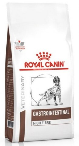 Royal Canin Veterinary Diet Canine Gastrointestinal High Fibre 2kg