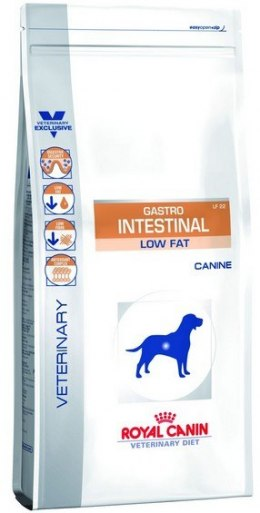 Royal Canin Veterinary Diet Canine Gastrointestinal Low Fat 1,5kg