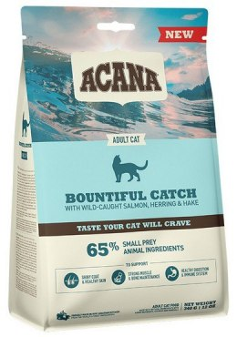 Acana Bountiful Catch Cat & Kitten 340g