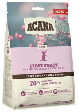 Acana First Feast Cat & Kitten 340g